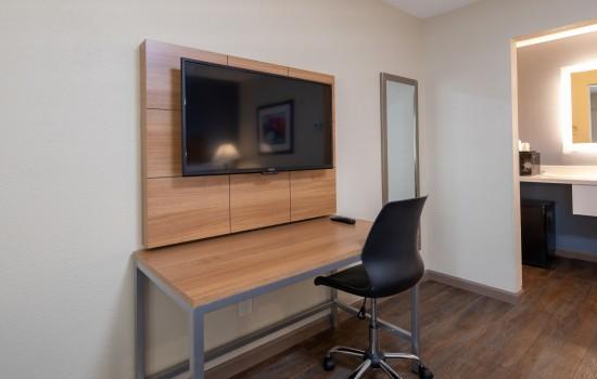SureStay Fairfield - Flat Screen TVs