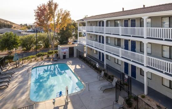 SureStay Fairfield - Outdoor Pool